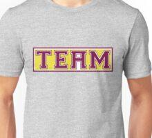 The 'i' in Team Unisex T-Shirt