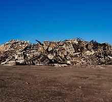 Rubbish Mountain by Jane Davies