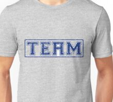 The 'i' in Team (distressed) T-Shirt