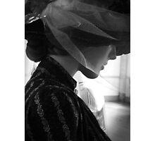 Macabre Victorian Mannequin Photographic Print