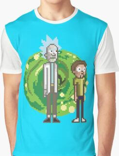 Rick & Morty Graphic T-Shirt