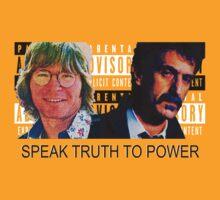 Speak Truth to Power by MTKlima