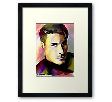 Errol, featured in Group-Gallery of Art and Photography Framed Print