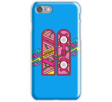 Back to the 80's iPhone Case/Skin