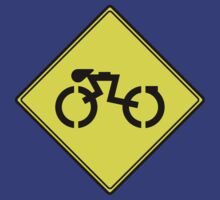 Grid Cyclists Only by justinglen75