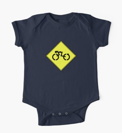 Grid Cyclists Only One Piece - Short Sleeve