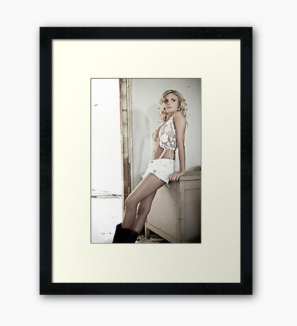 chilline Framed Print