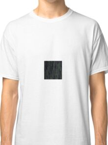 Matrix pattern Classic T-Shirt