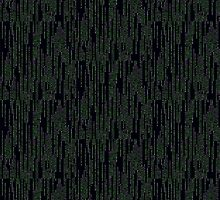 Matrix pattern by Bantamflex