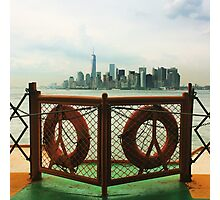Hudson River NYC Photographic Print