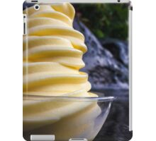 Whip It, Hawaiian Style iPad Case/Skin