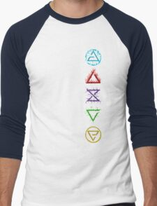 Witcher Signs Men's Baseball ¾ T-Shirt