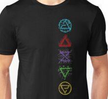 Witcher Signs Unisex T-Shirt