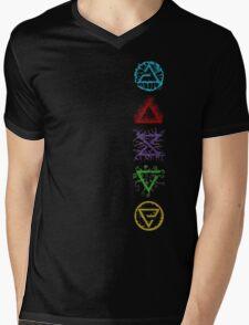 Witcher Signs Mens V-Neck T-Shirt