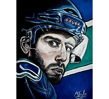 Ryan Kesler Photographic Print