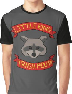 Little King Trash Mouth Graphic T-Shirt