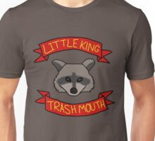 Little King Trash Mouth Unisex T-Shirt
