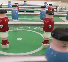 Football by Erdbeeryoghurt