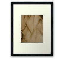 Fictive3 Framed Print
