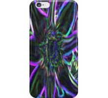 Neon Flower Iphone Case iPhone Case/Skin