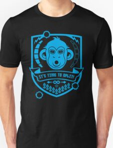 IT'S TIME TO SPLIT! Unisex T-Shirt