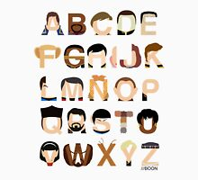 Star Trek Alphabet Unisex T-Shirt