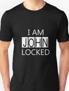 I AM JOHNLOCKED Unisex T-Shirt