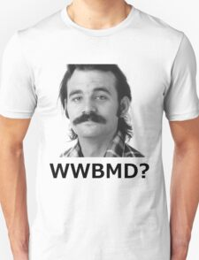 WWBMD - Black Writing T-Shirt