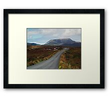 Muckish Mountain 2 Framed Print