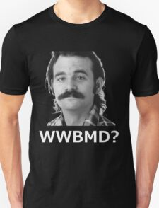WWBMD - White Writing T-Shirt