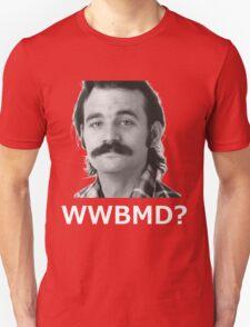 WWBMD - White Writing T-Shirt