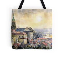Dawn of Prague  Tote Bag