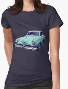 Studebaker Womens Fitted T-Shirt