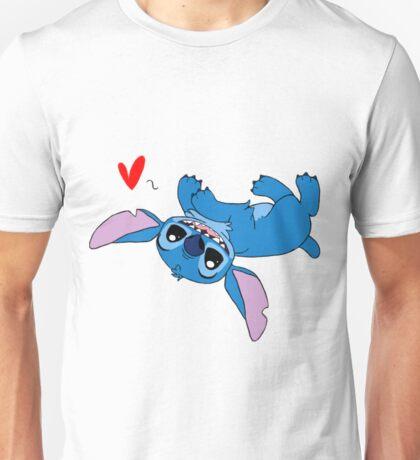 Stitch Loves All Unisex T-Shirt
