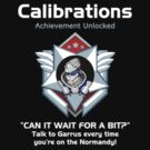 ME3 - Calibrations RED by Rhaenys