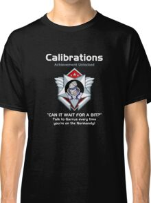 ME3 - Calibrations RED Classic T-Shirt