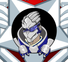 ME3 - Calibrations RED Sticker