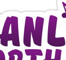 Critical Role - Scanlan Shorthalt (Character Names) Sticker