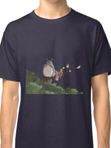 Totoro Forest Theme Classic T-Shirt