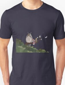 Totoro Forest Theme T-Shirt