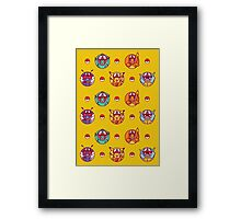 Gotta catch 'em all! Framed Print