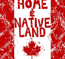 Home and Native Land by Chris Carruthers