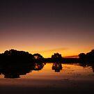 The magic of Arnhem Land - a late sunset scene by georgieboy98