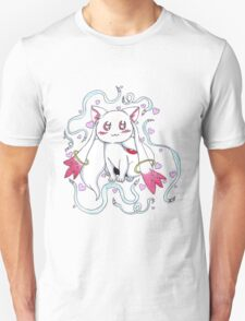 Kyubey Madoka Magica Character T-Shirt