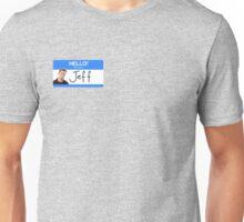 My Name's Jeff Unisex T-Shirt