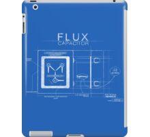 Flux Capacitor Blueprint iPad Case/Skin