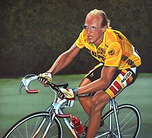 Laurent Fignon  by PaulMeijering