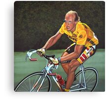 Laurent Fignon Painting Canvas Print