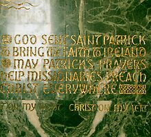 God sent Saint Patrick... by WalnutHill