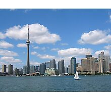 Center Island, Toronto. Ontario. Canada Photographic Print
